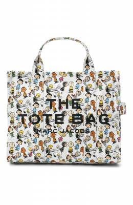 Сумка-тоут The Traveller Small Peanuts x Marc Jacobs MARC JACOBS (THE) M0016660