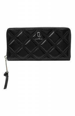 Кошелек The Quilted Softshot MARC JACOBS (THE) M0015864