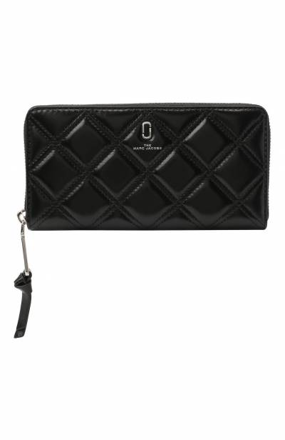 Кошелек The Quilted Softshot MARC JACOBS (THE) M0015864 - 1