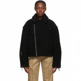 Ader Error Black Placid Jacket BTAFWJK10BK
