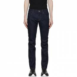 Dolce and Gabbana Indigo Skinny Jeans GY07LD G8CR2