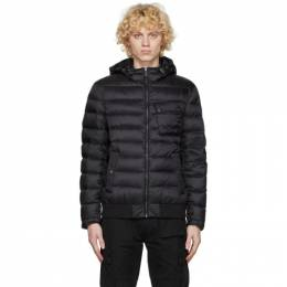 Belstaff Black Down Streamline Puffer Jacket 71020854 C50N0638