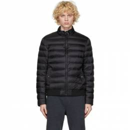 Belstaff Black Down Circuit Puffer Jacket 71020829 C50N0638
