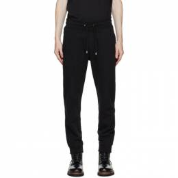Belstaff Black Logo Lounge Pants 71100445 J61N0133