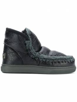 Whipstitched ankle boots Mou MUESKISNEAKER