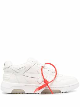 Off-White кроссовки Out of Office OWIA259R21LEA0010101