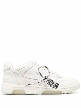 Off-White кроссовки Out Of Office OMIA189R21LEA0010101