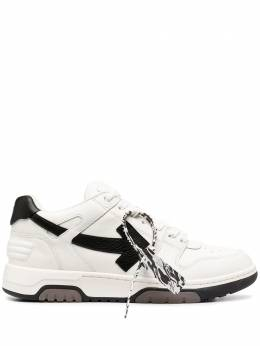 Off-White кроссовки Out Of Office OMIA189R21LEA0010110