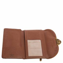 Louis Vuitton Monogram Canvas Eugenie Wallet 339833