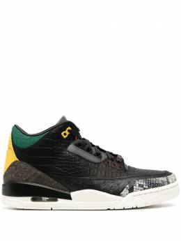 Nike кроссовки Air Jordan 3 Retro Animal Instinct Phase 2.0 CV3583