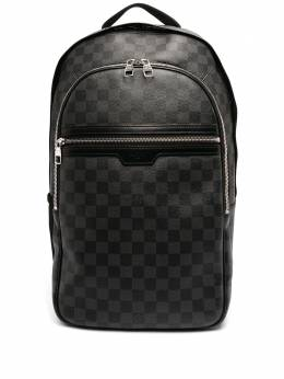 Louis Vuitton рюкзак Damier pre-owned LVDAMIERECLIPSEBACKPACKGRAPHITE
