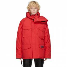 Y / Project Red Canada Goose Edition Down Constable Parka YPCGPARKA1