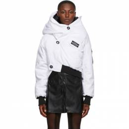 Y / Project White Canada Goose Edition Down Chilliwack Jacket YPCGJACK1