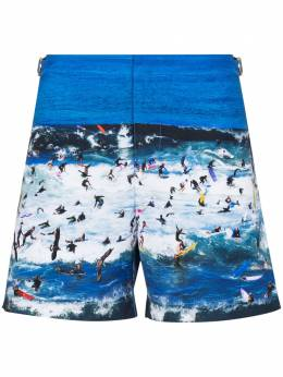 Orlebar Brown плавки-шорты Bulldog Surfer Beach 273243