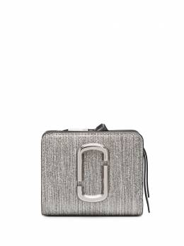 Marc Jacobs мини-кошелек The Snapshot Glitter Stripe M0016758040
