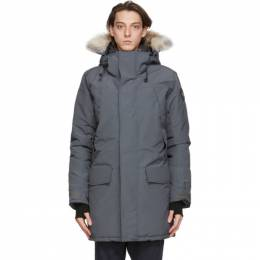 Canada Goose Grey Black Label Sherridon Jacket 2073MB