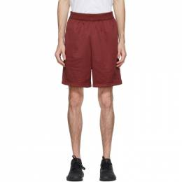 Adidas Originals Red Jonah Hill Edition Basketball Shorts GK1625