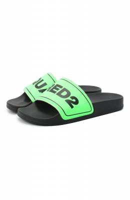 Шлепанцы Dsquared2 63547/PVC/36-41