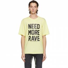Yellow Rave T-Shirt C4-20T001Y-C Stolen Girlfriends Club