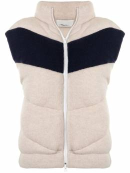 3.1 Phillip Lim PADDED SWEATER VEST E2117506EPG