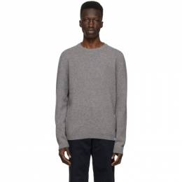 Norse Projects Grey Wool Sigfred Sweater N45-0345