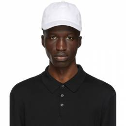 Norse Projects White Twill Sports Cap N80-0001