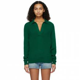 Khaite Green Jo Sweater 8172605