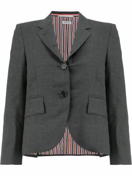 Thom Browne CLASSIC SINGLE BREASTED SPORT COAT IN SUPER 120'S TWILL FBC010A00626
