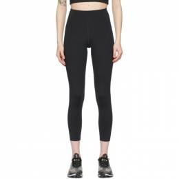 Black High-Rise Compressive Leggings 4008-JB Girlfriend Collective
