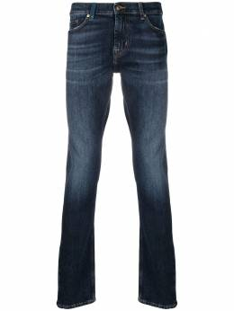7 For All Mankind джинсы скинни Ronnie JSD4L39PDR