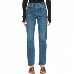 Toteme Blue Ease Jeans 211-236-740