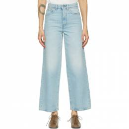 Toteme Blue Flair Jeans 211-230-742