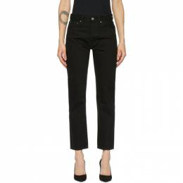 Toteme Black Original Jeans 211-232-744
