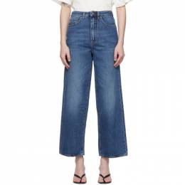 Toteme Blue Flare Fit Jeans 211-230-740