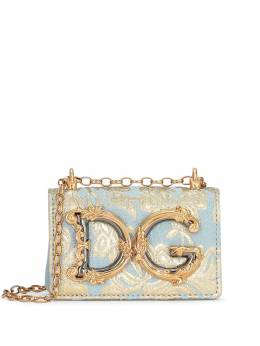 Dolce and Gabbana мини-сумка DG Girls BI1398AW168