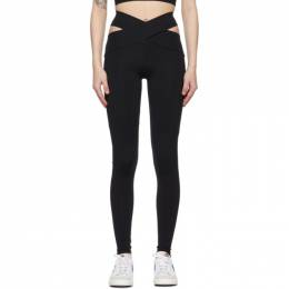 Live The Process Black Orion Leggings 621