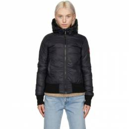 Canada Goose Black Down Dore Jacket 2219L