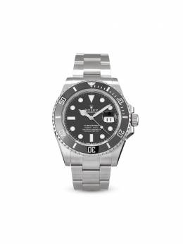Наручные часы Submariner Date pre-owned 41 мм 2020-го года 126610LN Rolex