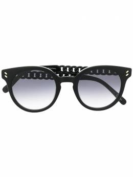 Stella Mccartney Eyewear chain-detail sunglasses SC0234S001