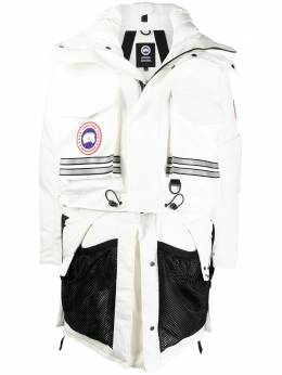 Canada Goose x Angel Chen convertible snow mantra coat 8800MC