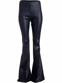 Rosetta Getty mid-rise flared trousers 1420883299