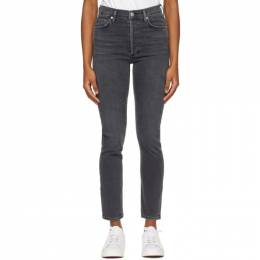 Citizens of Humanity Grey Slim Olivia Jeans 1728-502*