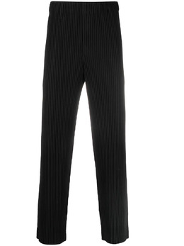 Homme Plisse Issey Miyake plissé cropped trousers HP16JF150