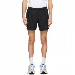Reebok Classics Black Two-In-One Shorts FT1061