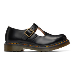 Dr. Martens Black Polley Mary Jane Oxfords 14852001