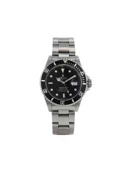 Наручные часы Submariner Date pre-owned 40 мм 1988-го года 367406 Rolex