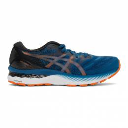 Asics Blue Gel-Nimbus 23 Sneakers 1011B004