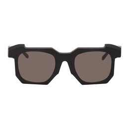 Kuboraum Black K2 Sunglasses K2 BB