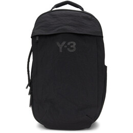 Y-3 Black Classic Backpack GT6495