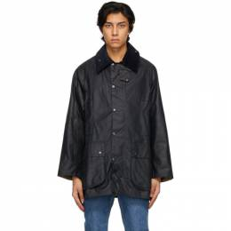 Barbour Navy Beaufort Wax Jacket MWX1680NY91